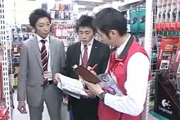 エレコム株式会社さま 入社案内DVD02