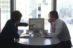 エレコム株式会社さま 入社案内DVD04