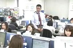 エレコム株式会社さま 入社案内DVD05