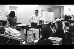 株式会社レアリゼさま 入社案内DVD05