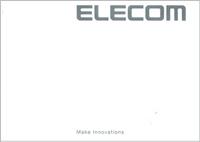 エレコム株式会社さま 入社案内 2012年